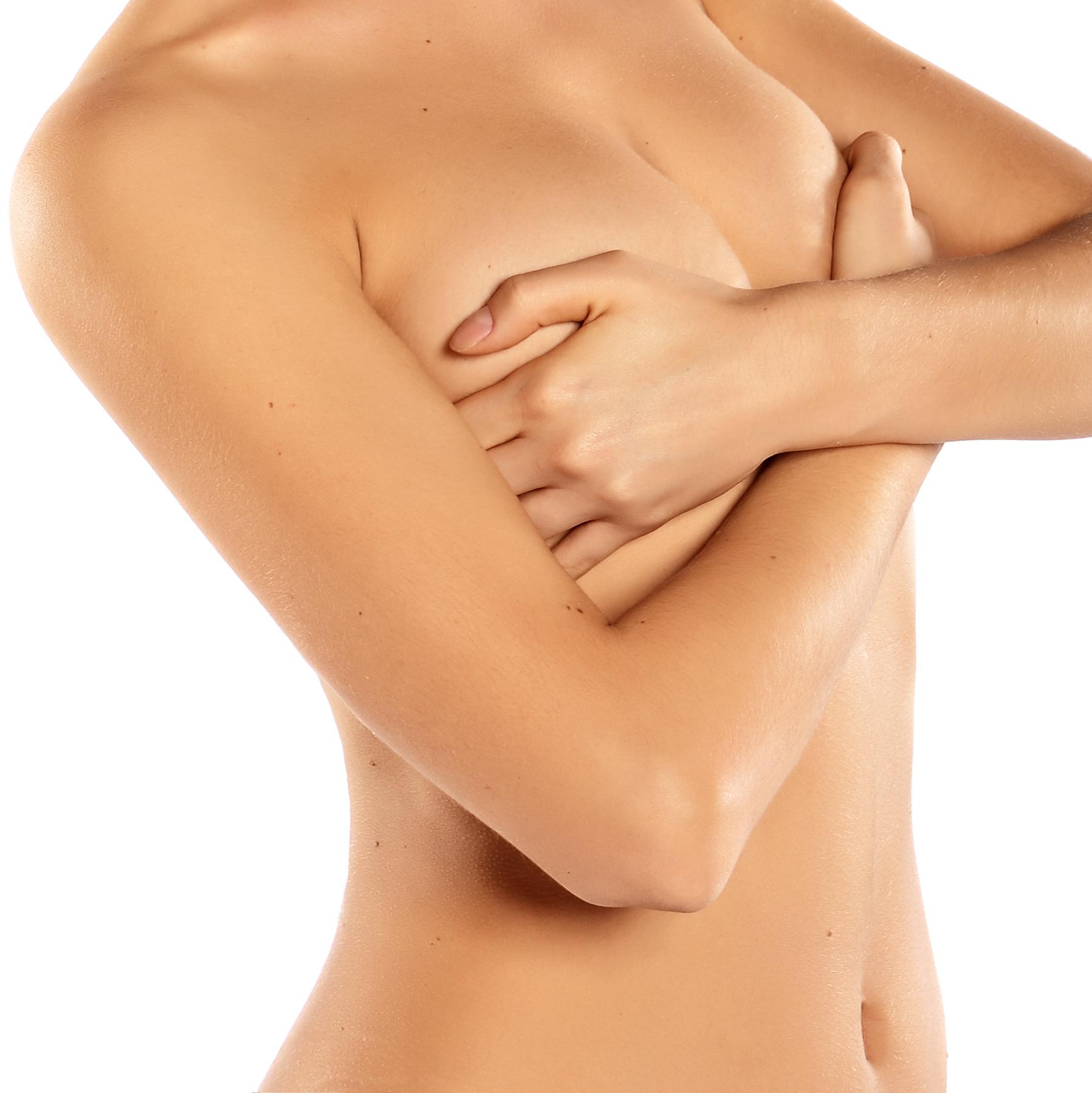 Упражнения для увеличение груди без гантелей